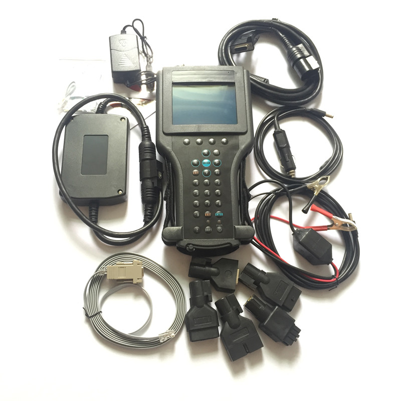 Outil de diagnostic tech2 pour G-M/SAAB/OPEL/SUZUKI/ISUZU/Holden g-m tech 2 scanner avec carte mémoire 32 mo scanner Tech 2 avec Candi