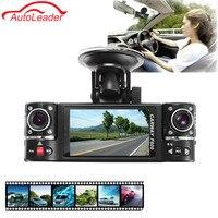 F30 Car DVR 2 7 TFT LCD HD 1080P Rotated Dual Lens Dash Camera Vehicle Digital
