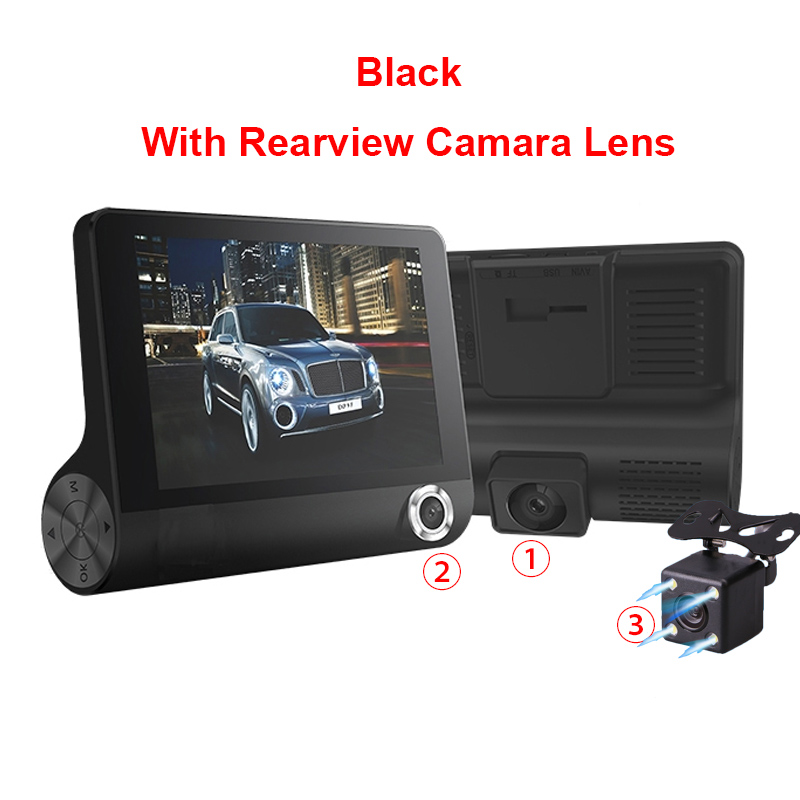 With Rearview Camera
