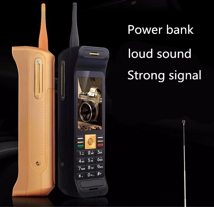 Último estilo señal antena 1