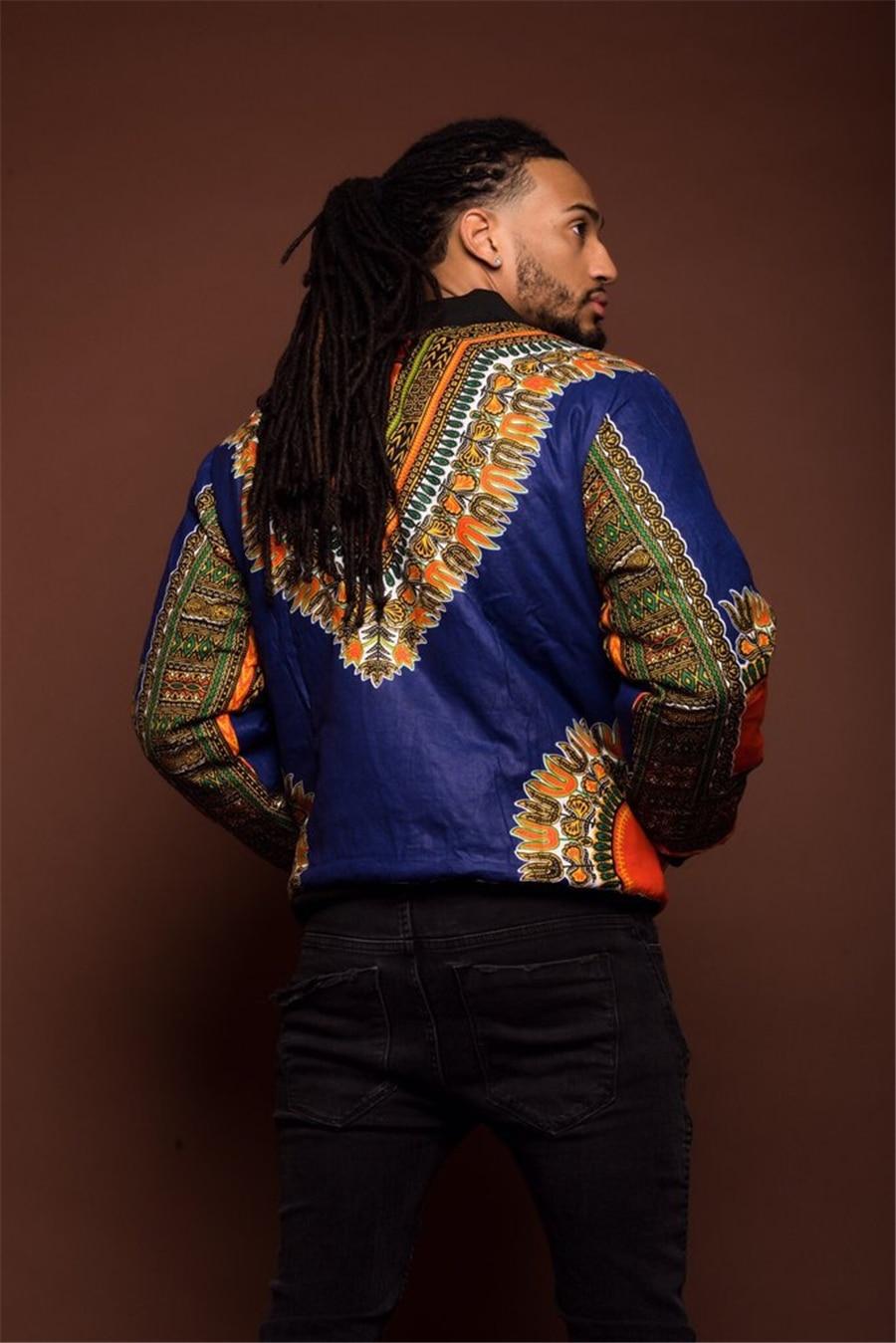 GuyuEra Hot Sale Africa Men\`s Dashiki Style Couple Wear Vintage Ethnic Men\`s Dashiki Jacket African Print Jacket Plus size S-XL (11)