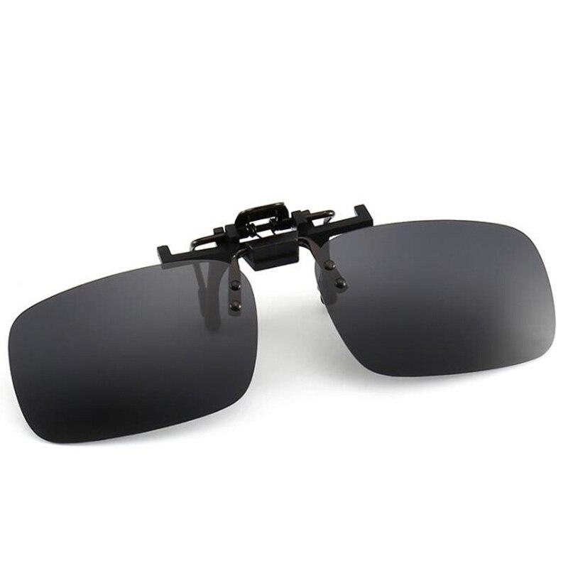 ZXTREE зажимы в виде солнцезащитных очков, откидная крышка на 180 градусов, зажимы для очков, мужские и женские водительские поляризованные зерк...