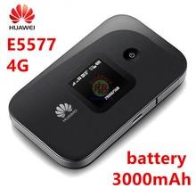 Huawei E5577 e5577s-321 3g 4g маршрутизатор hauwei Карманный wifi точка доступа 3000 мАч батарея 4g lte маршрутизатор PK huawei e5885