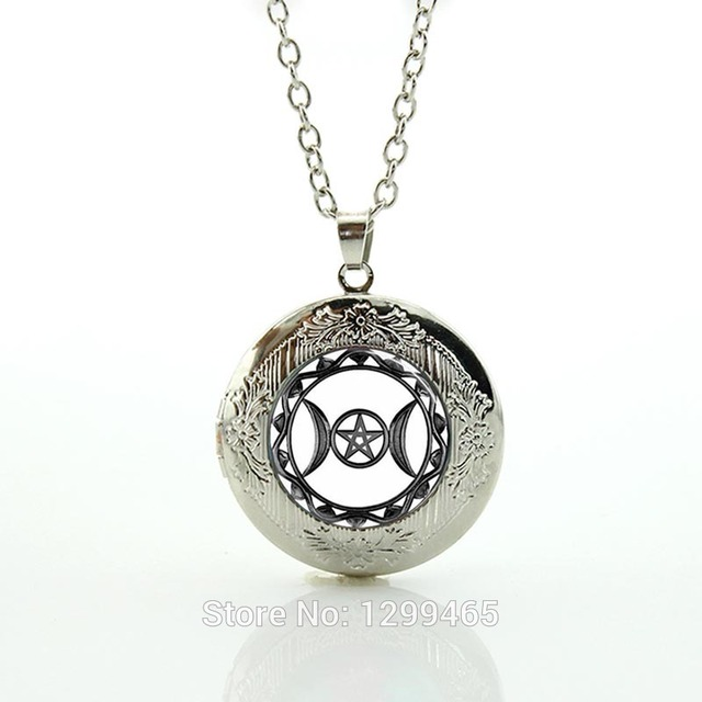 Wholesale charms jewelry triple moon goddess pendant necklace galaxy wholesale charms jewelry triple moon goddess pendant necklace galaxy planet star nebula locket statement necklace men mozeypictures Image collections