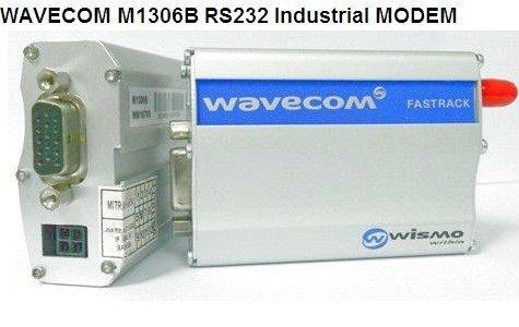 M1306B Wavecom RS232 Q24PLUS Fax Modem For Data Transfer 10 pcs 1 lot