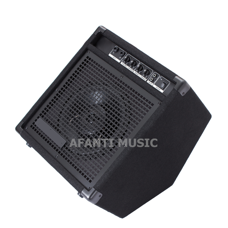 Afanti Music Electric Drum Amplifier (AMP-115) 13 inch double tone afanti music snare drum sna 109 13