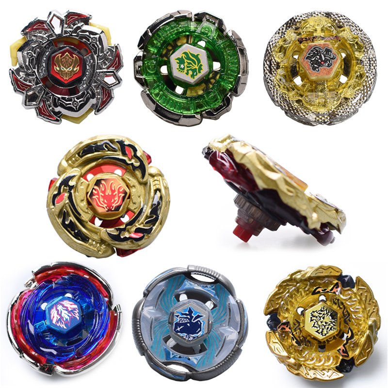 Spin Tops Gyros Burst Toys Bayblade Metal Fusion 4D Launcher Kids Game Christmas Gift Toys For Children#E