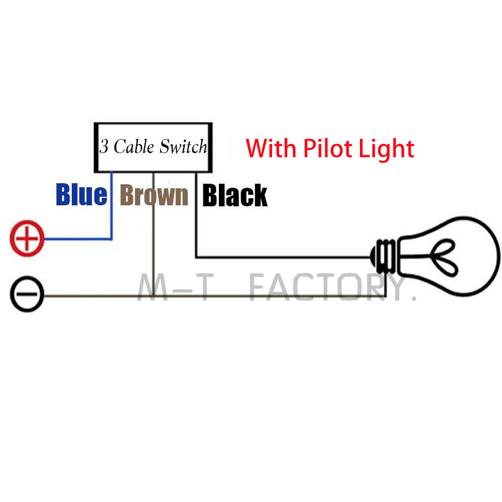 22mm Motorcycle ATV Handlebar Switch Headlight Hazard Brake Fog Light ON  OFF Switches With Waterproof Compass-in Motorcycle Switches from  Automobiles ...