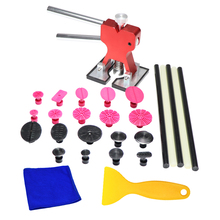 AUTO Paintless Dent Repair Puller Kits Glue Lifter With  Different Size Tabs