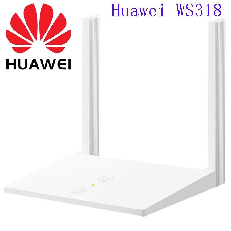 Nouveaux produits Huawei WS318 300 Mbps 2.4 GHz routeur sans fil Intelligent répéteur WiFi