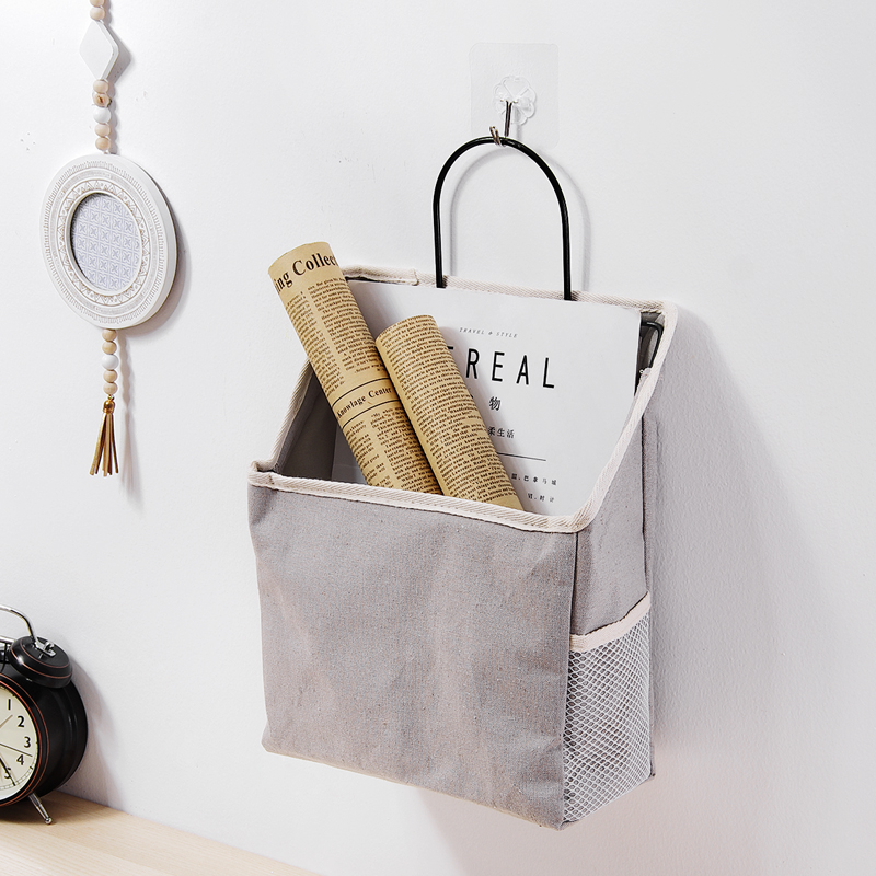 Home Office Wall Hanging Storage Pocket