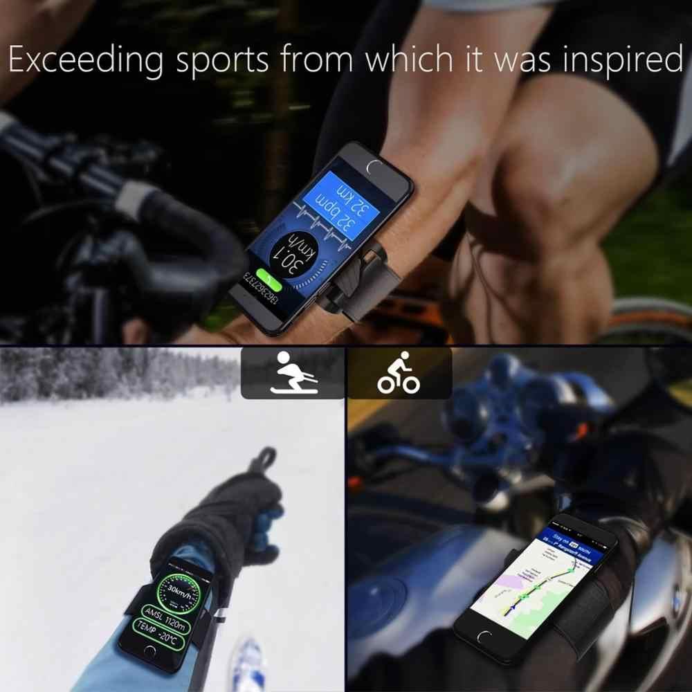 JAKCOM SH2 Smart Houder Set Hot koop in Armbanden als coque s9 blackview 5000 sport mobiele telefoon houder