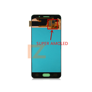 Image 2 - Super AMOLED For Samsung Galaxy A3 2016 lcd a310 SM A310F lcd Display Touch Screen Digitizer Assembly a310f screen repair parts