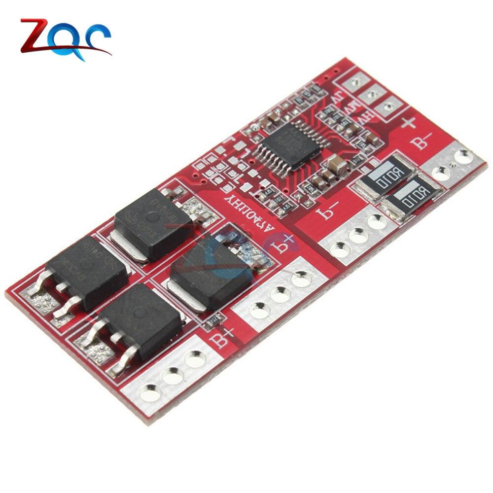 3 S 30A Max литий-ионный 18650 Батарея Зарядное устройство защиты и управления 12.6 В pcb BMS Батареи защиты модуль
