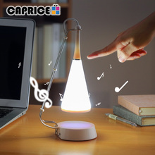 LED Lamp Touch Sensor Bluetooth Music Player Desk Light DC Charging Table Lighting Student Book Lamps TD LY