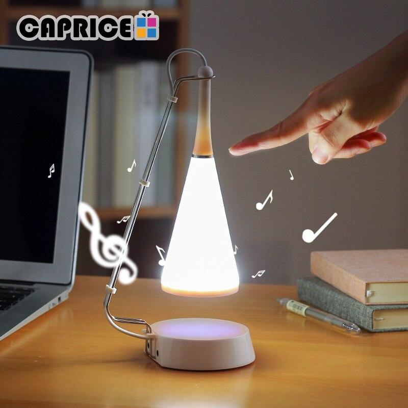 Schreibtischlampen Selbstlos Led Lampe Touch Sensor Bluetooth Musik Player Schreibtisch Licht Dc Lade Tisch Beleuchtung Student Buch Lampen Td-ly Elegante Form