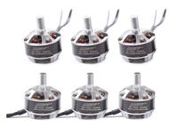 Gleagle S 3pcs CW 3pcs CCW ML 1806 S 2300KV Brushless Motor For QAV FPV 180
