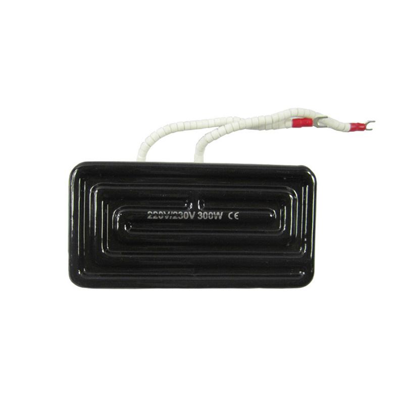 120*60mm 300w Infrared Heater Ceramic Heating Plate for bga rework station