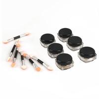 New 6pcs Mirror Powder Pigment Nail Glitter Nail Art Chrome Decoration Worldwide Sale Top Quality