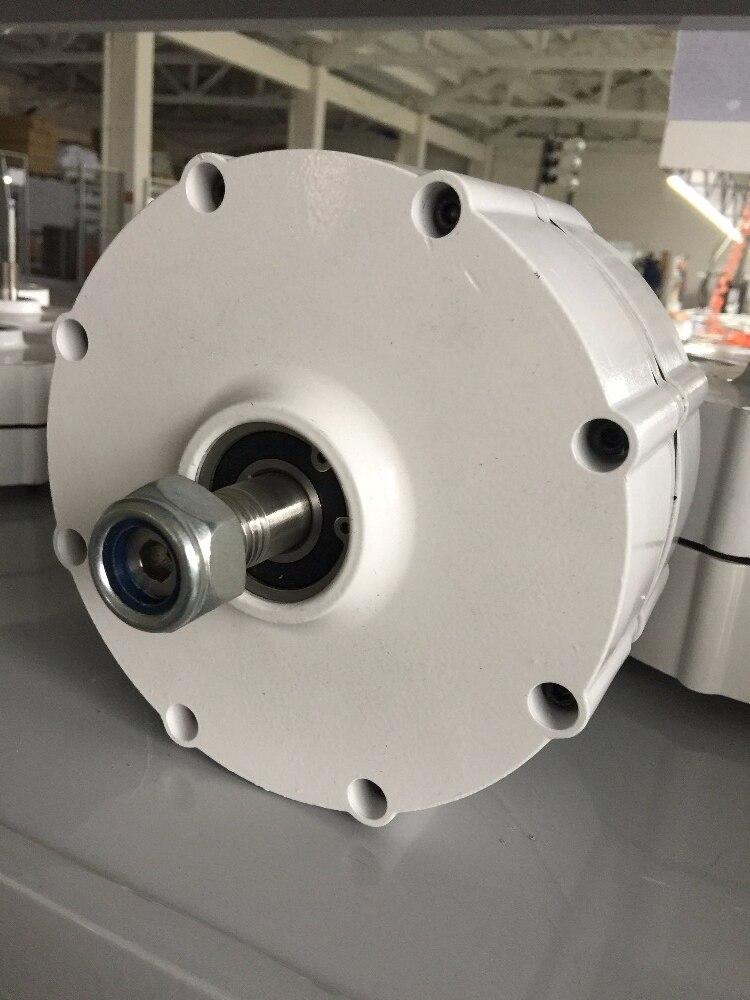 Générateur à aimant permanent 500 w 12 v 24 v 48 v 50 hz 3 phases