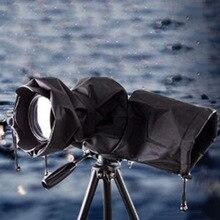 лучшая цена Camera Rainproof Cover for SLR Camera Long Focus Rain Proof Set  Raincoat Dustproof Cover Rain Cape.