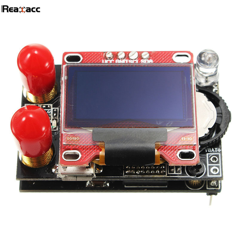Original Realacc RX5808 PRO PLUS Open Source 5.8G 48CH Diversity Receiver For Fatshark Dominator Goggles RC Multicopter Toys