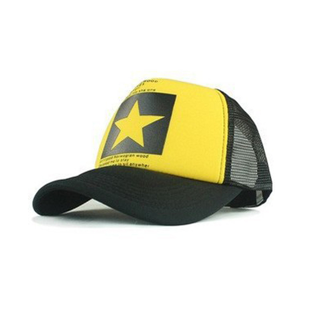 d5733bd1fac3a A Big Star in the Hat! Simple Cool Nice Caps Baseball Hat Snapcap Snapback Caps  Men Women Hiphop Sport Hats Gorras Cap Hat