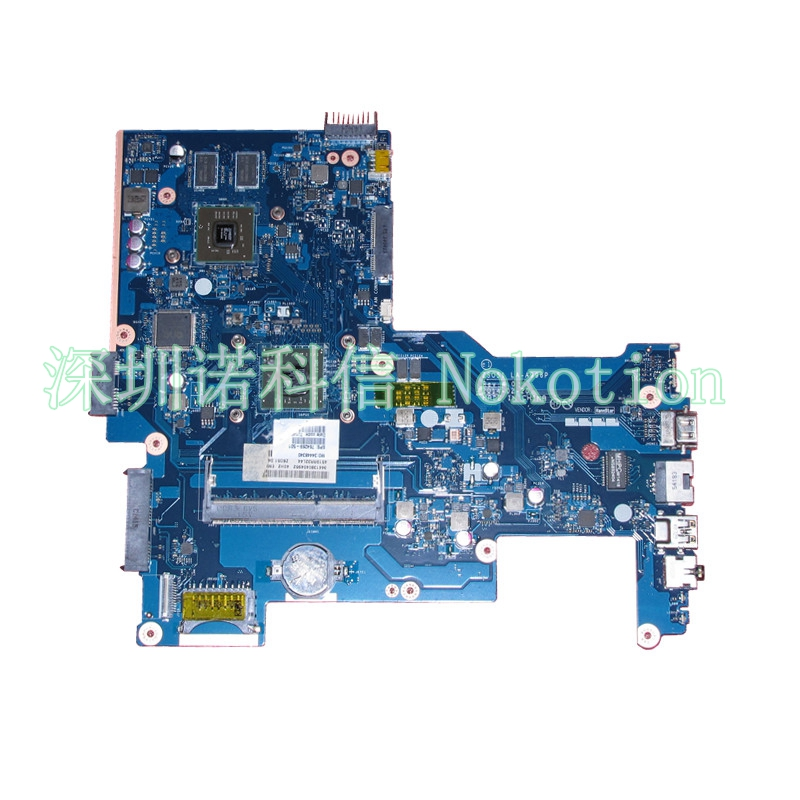 NOKOTION 764269-501 For HP 15-G series laptop motherboard 764269-001 ZSO51 LA-A996P Rev4.0 original laptop motherboard abl51 la c781p 813966 501 for hp 15 af mainboard full test works