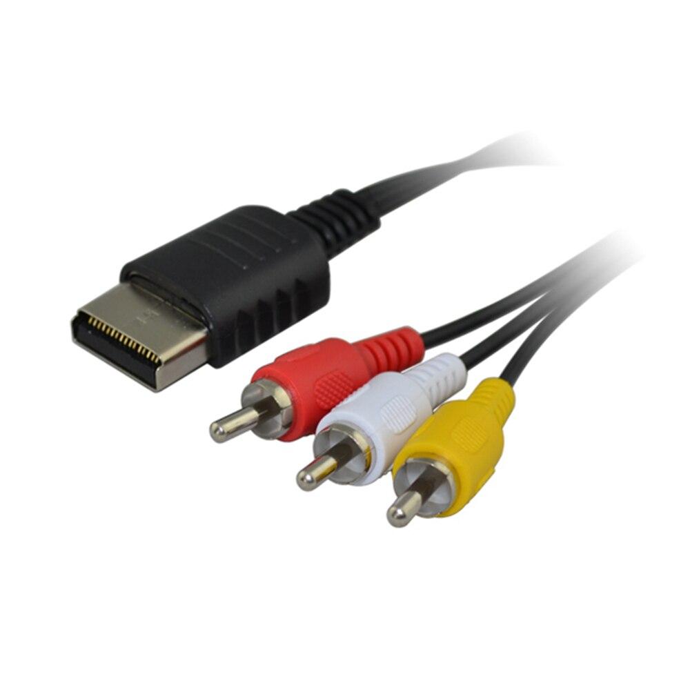 100 stücke Composite AV Audio Video TV Adapter Kabel für SEGA ...
