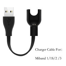 Charger-Cable Bracelet Mi-Band Xiaomi for 3/2-4 Smart Adapter-Wire 2-1s