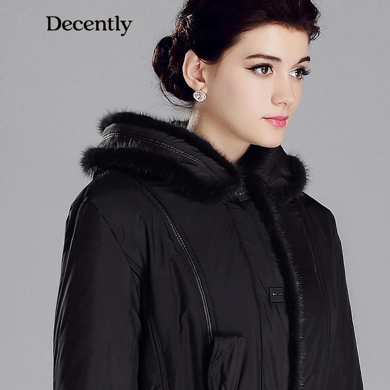 f69aaf62af2 DECENTLY 2016 Camel hair woman coat Plus size Mink fur Winter jacket women  parka Down jacket 14C1668R-in Down Coats from Women s Clothing on  Aliexpress.com ...