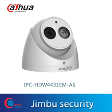 Dahua 4MP security IP camera POE IP67 IPC HDW4431EM AS Metal body Built in Mic H