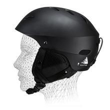 Профессиональные очки маска Лыжный шлем для мужчин и женщин для взрослых CE мотоцикл катание Скейтборд Сноуборд Снег Спорт на открытом воздухе безопасный теплый