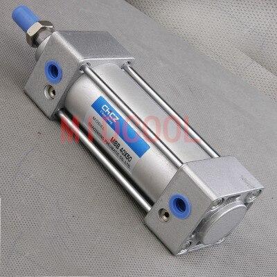 MBB 63 Cylinder, Bore: 63mm, Stroke: 50/75/100/125/150/175/200mmMBB 63 Cylinder, Bore: 63mm, Stroke: 50/75/100/125/150/175/200mm