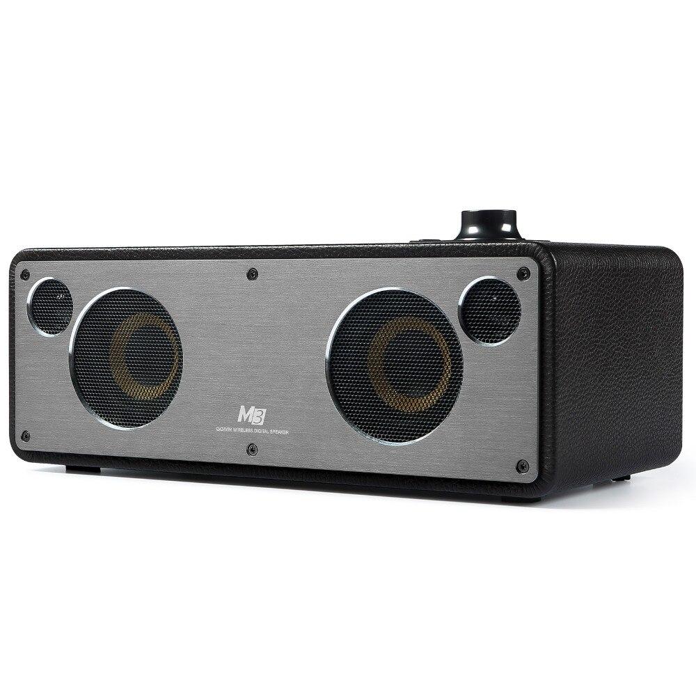 GGMM M3 haut-parleur sans fil WiFi Bluetooth haut-parleur son stéréo HiFi Audio Subwoofer meilleur haut-parleur de soutien Multiroom DLNA Airplay
