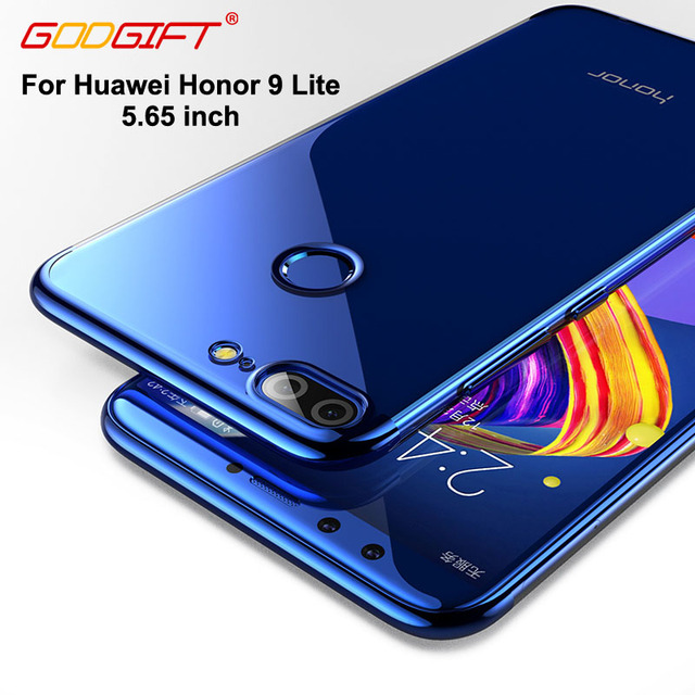 more photos e8464 77c17 US $1.49 25% OFF|GodGift For Huawei Honor 9 Lite Case Luxury Huawei Honor 9  Lite Silicone Soft Cover For Huawei Honor9 Lite Back Cover Phone Case-in ...