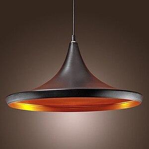 Image 3 - Vintage Pendant Lights Loft Pendant Lamp Retro Hanging Lamp Lampshade For Restaurant Bar Coffee Home Drop Lighting Luminarias