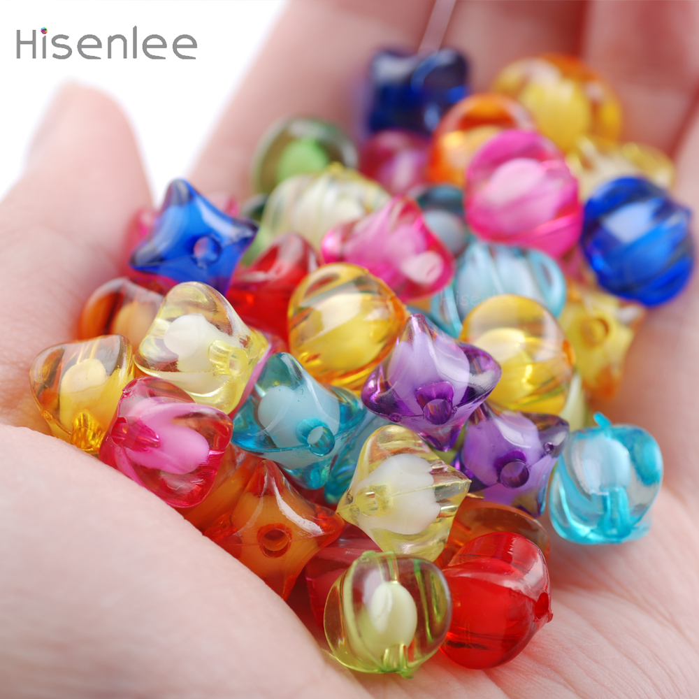 Beads BR10009 Square Acrylic