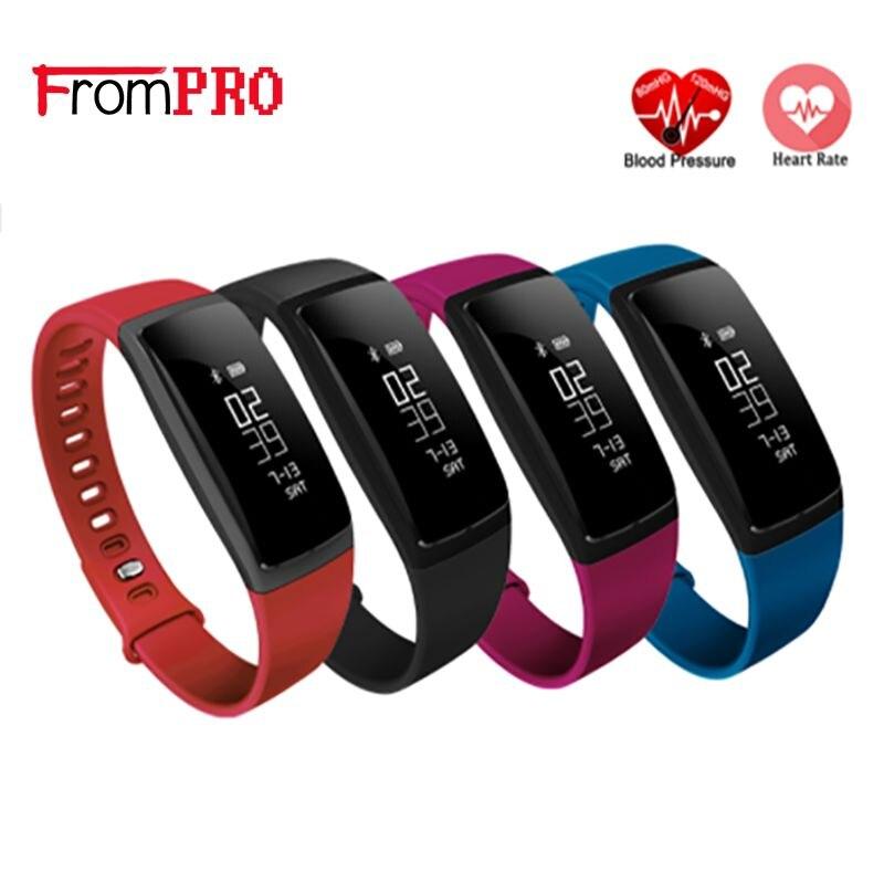 Neue Smart Armband V07S Smart armband Blutdruck Herz rate Fitness Tracker Rufen SMS Alert Smart band für ios android|heart rate fitness tracker|heart rate fitnessmi band -
