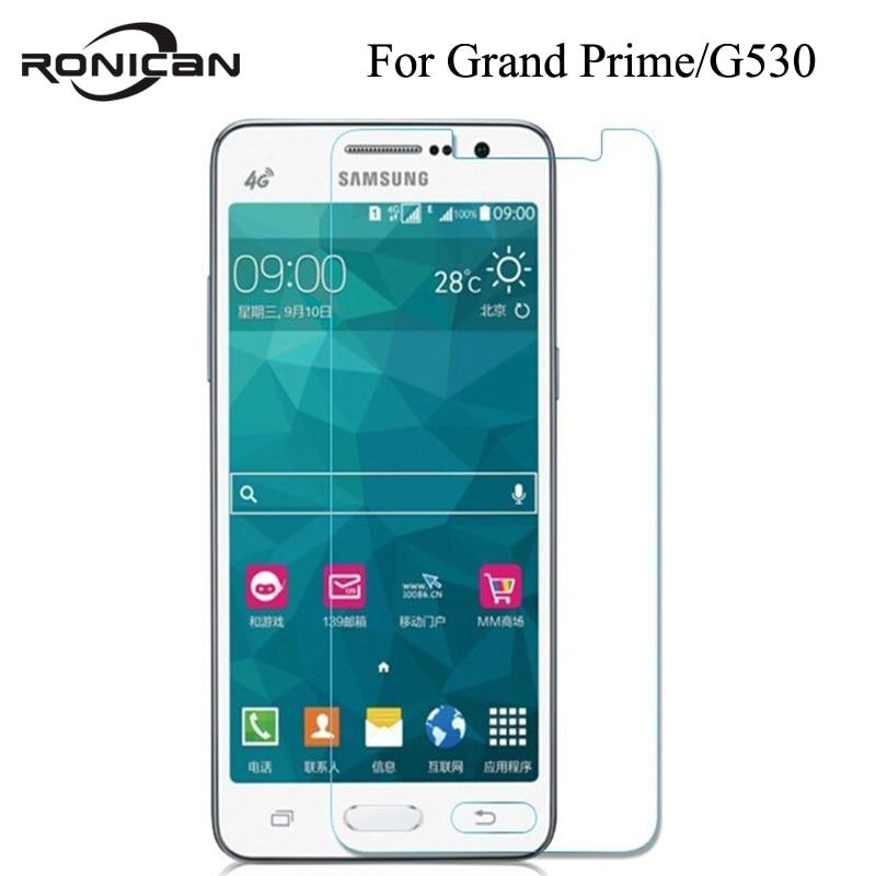 9 H 2.5D 0.3mm verre trempé pour Samsung Galaxy Grand Prime protecteur d'écran G530 G5308 G530W écran trempé Film coque de téléphone