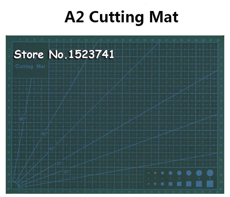 A2 Pvc tapis de coupe auto guérison tapis de coupe Patchwork outils artisanat planche à découper tapis de coupe pour quilting-in Tapis de découpe from Fournitures scolaires et de bureau on AliExpress - 11.11_Double 11_Singles' Day 1