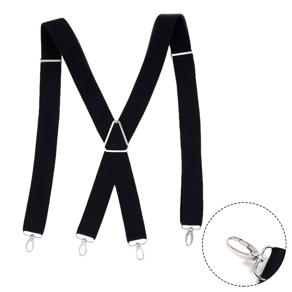 Mens Shirt Stays Garters Suspenders Braces For Shirts Business Suspender For Adult Gentleman Leg Elastic Shirt Garter Holder