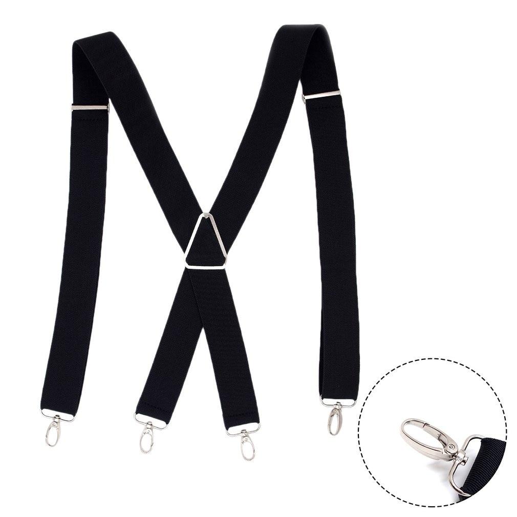 Mens Shirt Stays Garters Suspenders Braces For Shirts Business Suspender For Adult Gentleman Leg Elastic Shirt Garter Holder