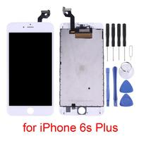 New for iPhone 6s Plus LCD Screen and Digitizer Full Assembly with Frame for iPhone 6s Plus