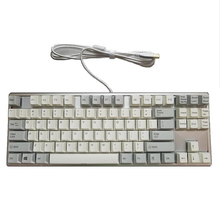 Waterproof 87 Keys Edition No Backlit Edition Realforce Structure Capacitive Keyboard