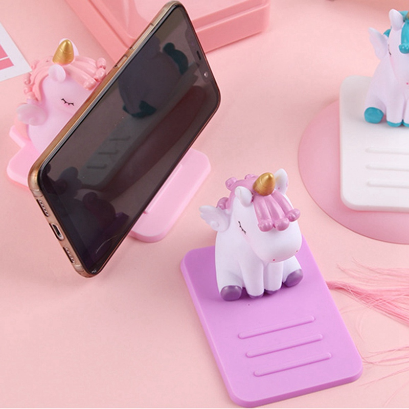 Mobile Phone Holders & Stands Uvr Mobile Phone Stand Holder Unicorn Wing Finger Ring Mobile Smartphone Holder Stand For Iphone Xiaomi Huawei All Phone Cellphones & Telecommunications