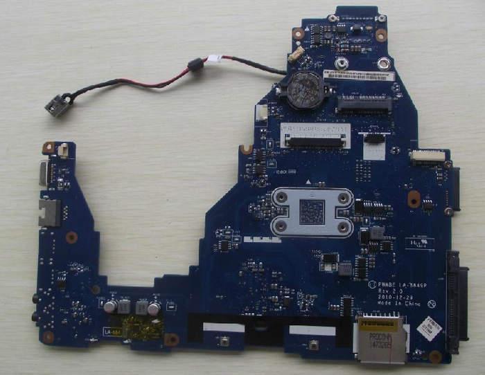 C660 integrated motherboard for T*oshiba laptop C660 K000128540 LA-6849P full test