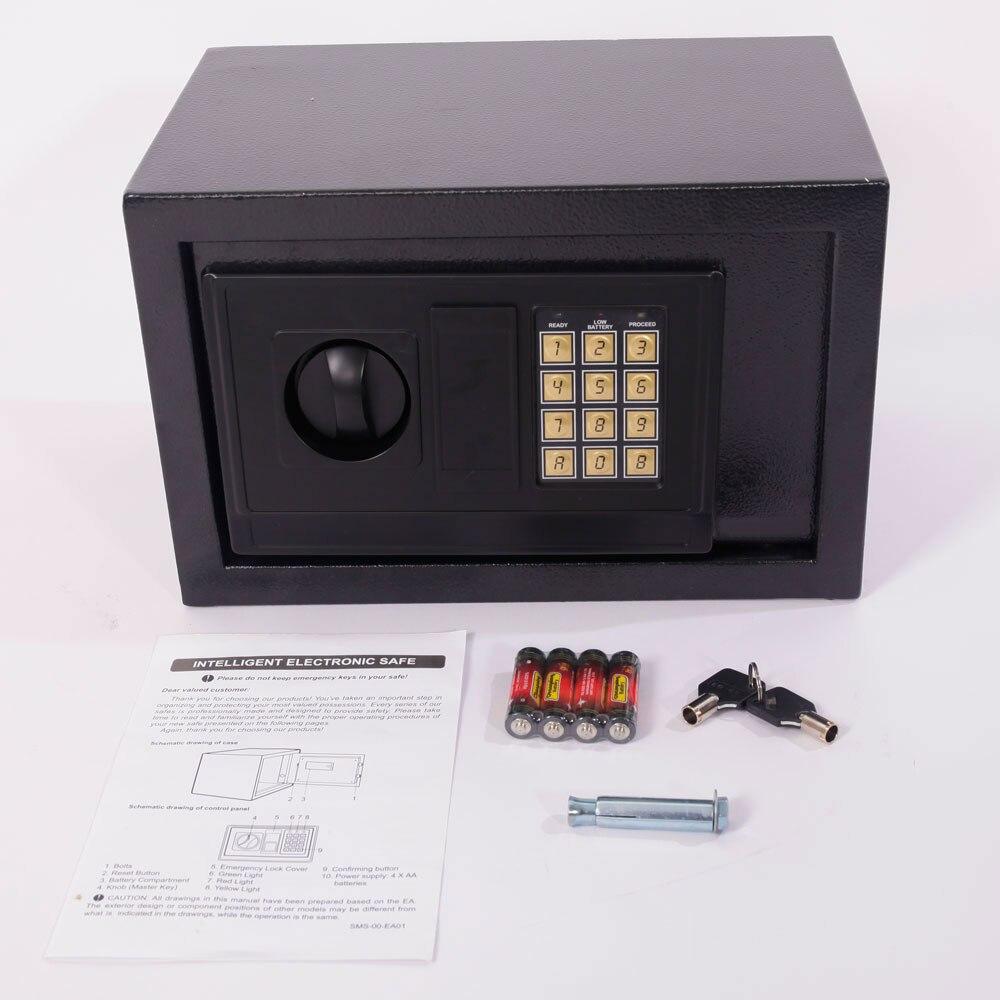 Accueil tirelire électronique Code numérique coffre-fort tirelire caisse 31*20*20 CM SKU93572079