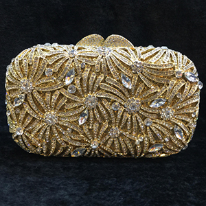 Women dinner Crystal Clutch Evening Bags Metal prom Hard Case Party Floral Clutches Handbag and Purse Bridal Wedding Clutch Bag декоративные свечи arti m свеча подсвечник jaylon 17х17х74 см