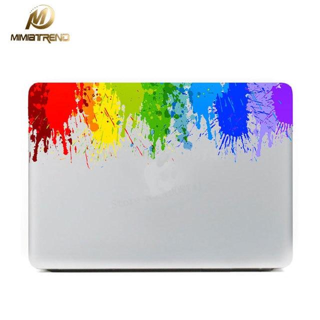 Mimiatrend Nuovo Colore Graffiti Vinile Decal Sticker per Apple ...